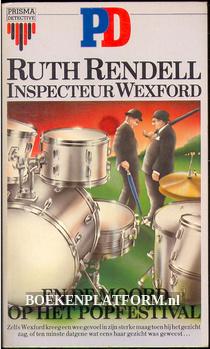 PD 540 Inspecteur Wexford en de moord op het popfestival