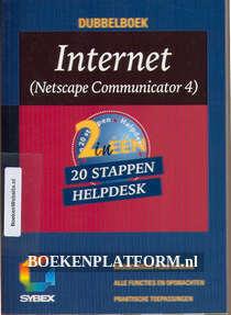 Internet Netscape Communicator 4 20 stappen Helpdesk
