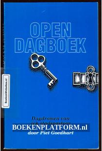 Open dagboek
