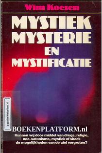 Mystiek, mysterie en mystificatie