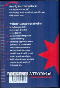 Wolters Ster Woordenboek Nederlands Frans