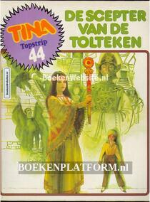De scepter van de Tolteken