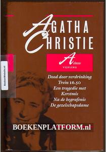 Agatha Christie Achtste Vijfling
