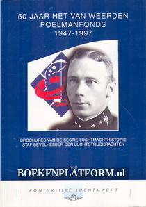 50 Jaar het van Weerden Poelmanfonds 1947-1997
