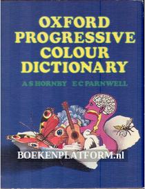 Oxford Progressive Colour Dictionary