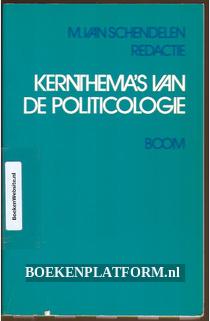 Kernthema's van de Politicologie