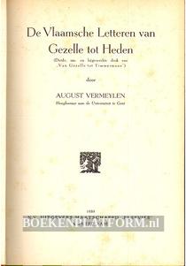 De Vlaamsche Letteren van Gezelle tot Heden