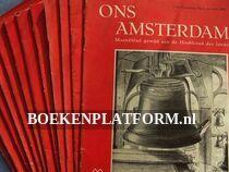 Ons Amsterdam 1961 Complete jaargang