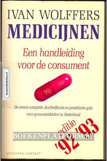 Medicijnen editie '92 '93