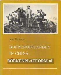 Boerenopstanden in China 1840 / 1949