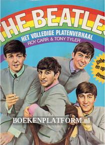 The Beatles, het volledige platenverhaal
