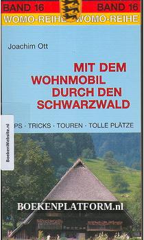 Mit dem Wohnmobil durch den Schwartzwald