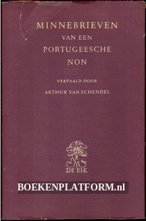 Minnebreven van een Portugesee non