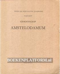 Amstelodamum 1960