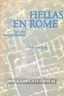 Hellas en Rome met hun voorgeschiedenis
