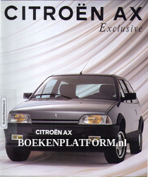 Citroen AX Exclusive 1992 brochure