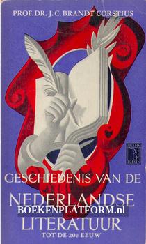 0399 Geschiedenis van de Nederlandse Literatuur