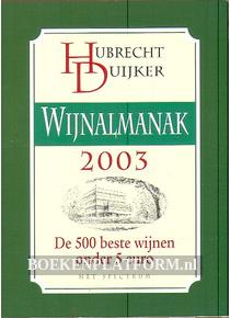 Wijnalmanak 2003