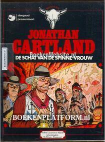 Jonathan Gartland, De schat van de Spinne-vrouw