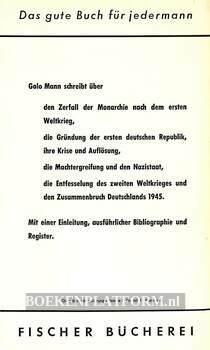 Deutsche Geschichte 1919-1945