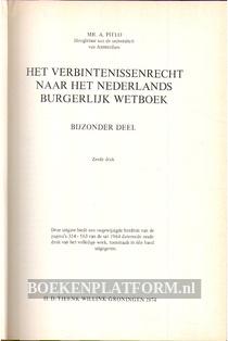 Het verbintenissenrecht naar het Nederlandse Burgelijk Wetboek