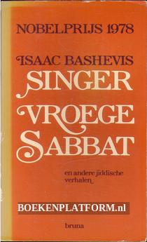 Vroege sabbat en andere jiddische verhalen