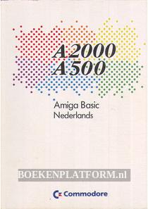 Amiga BASIC Deutsch A2000 A500