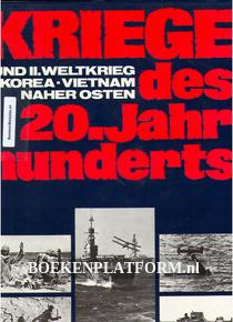 Kriege des 20