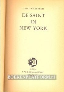 De Saint in New York