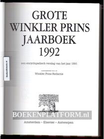 Grote Winkler Prins Jaarboek 1992