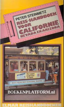 Reis handboek voor Californië, Nevada en Arizona