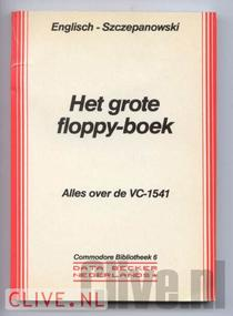 Grote floppy-boek