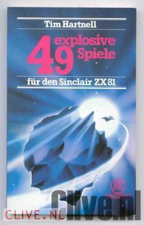 49 Explosive Spiele fur den ZX81