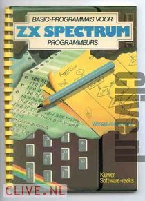Basic-programma s zx spectrumprogr.