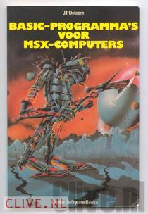 Basic-programma s voor msx-computers
