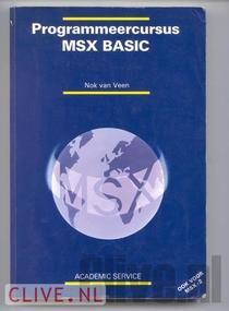 Programmeercursus msx basic