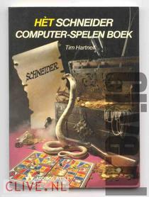 Schneider cpc computer-spelen
