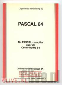 Pascal commodore-64 handl.