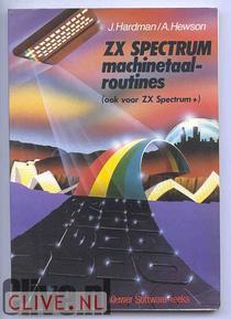 Zx-spectrum machinetaalroutines