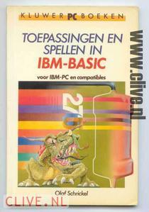 Toepassingen spellen ibm-basic
