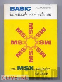 Basic handboek msx computer
