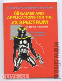 60 Games and Applications for the ZX Spectrum