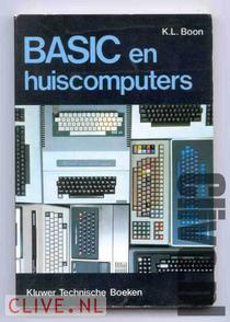 Basic en huiscomputers