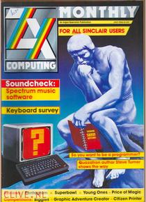 Zx Computing July 1986