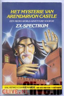 Mysterie arendarvon castle zx spectrum