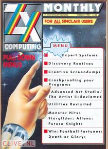 Zx Computing February 1987