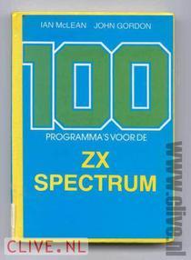 Honderd programma s v.d. zx spectrum