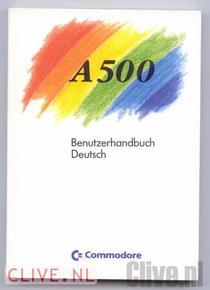 A500 Benutzerhandbuch