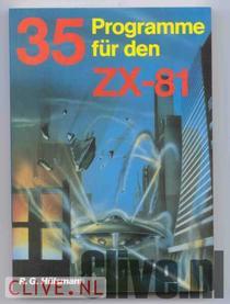 35 Programme fur den ZX-81