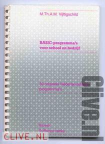 Basic-programma s school en bedryf